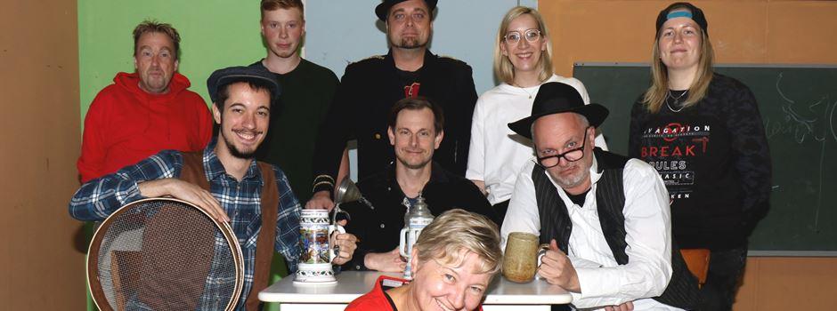 """Theaterverein Rheidt: Das Winterstück """"Rheingold"""""""