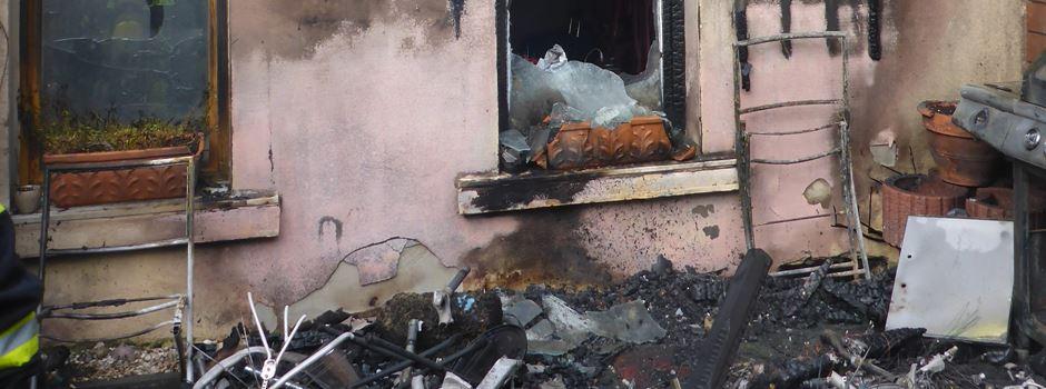 E-Bike löst Wohnhausbrand aus