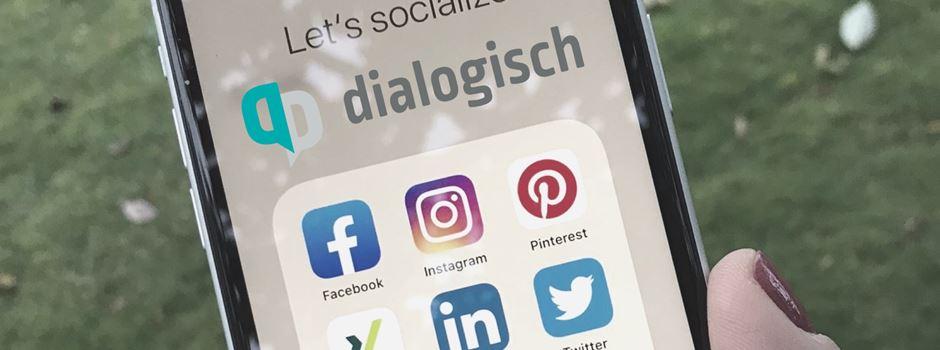 Anzeige: Social Media gewinnt weiter an Bedeutung – auch für KMUs