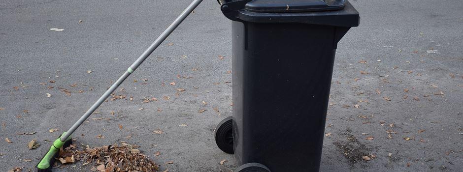 Wintertipps für die Mülltonne