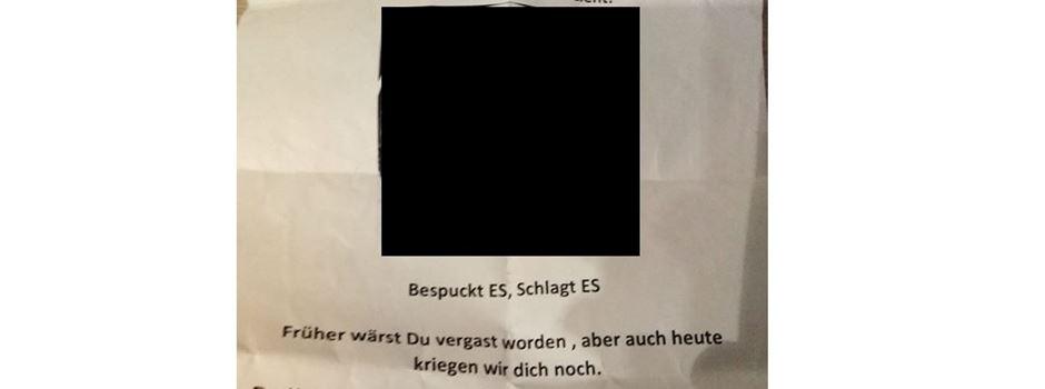 Drohbrief schockt Oppenheim