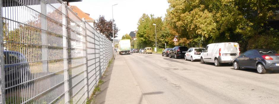 Wie läuft die geplante Sanierung der Holzstraße?