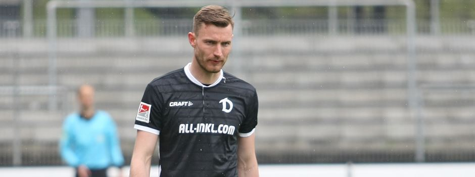 Saarländer Florian Ballas ist neuer Kapitän von Dynamo Dresden