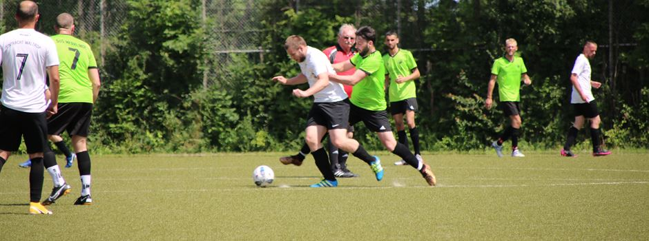 Eintracht Waltrop macht's teuer für Merklindes Reserve - 7:1