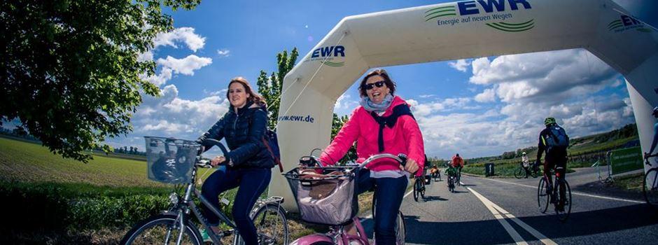 Schlemmerradeln am kommenden Sonntag - die schönsten Radstrecken zwischen Rhein & Wein erleben