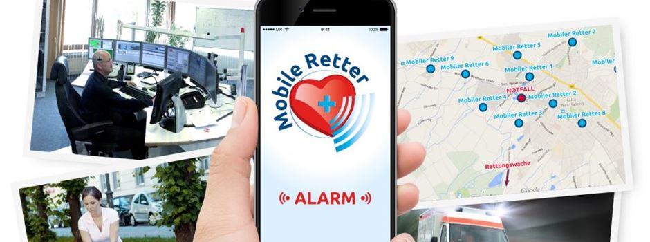 Lebensbedrohlicher Zustand – Smartphone- basierte Ersthelfer-Alarmierung in Herzebrock-Clarholz über Mobile Retter e.V.