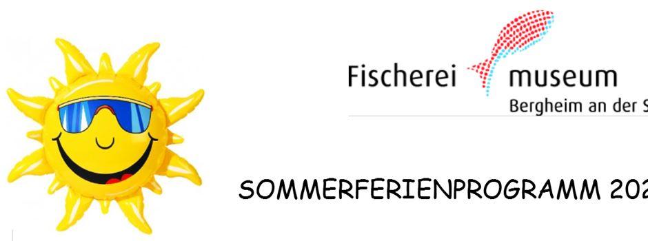 Sommerferienprogramm im Fischereimuseum
