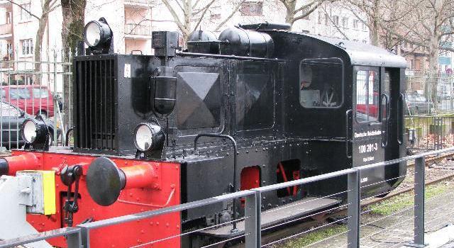Diebe machen sich an historischer Lokomotive zu schaffen