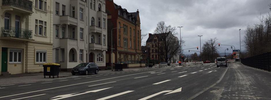 Freigabe der Kasteler Straße lässt Biebricher aufatmen
