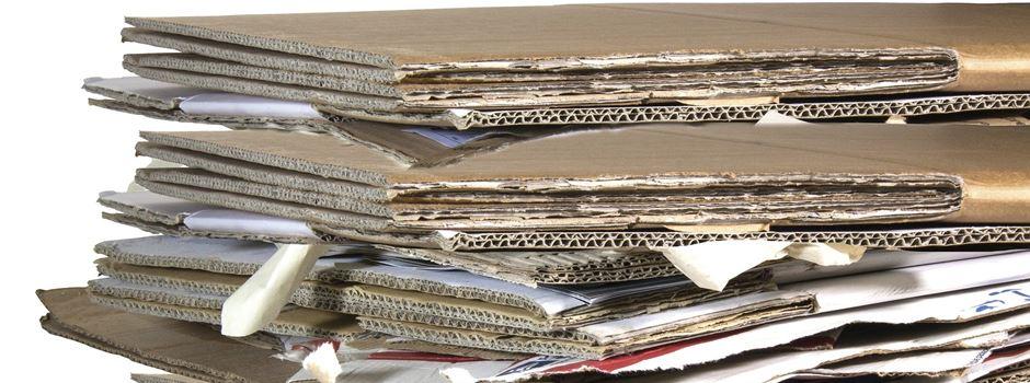 CVJM sammelt Altpapier