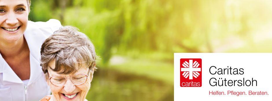 Stellenanzeige: Caritasverband sucht Auszubildende zum Altenpfleger