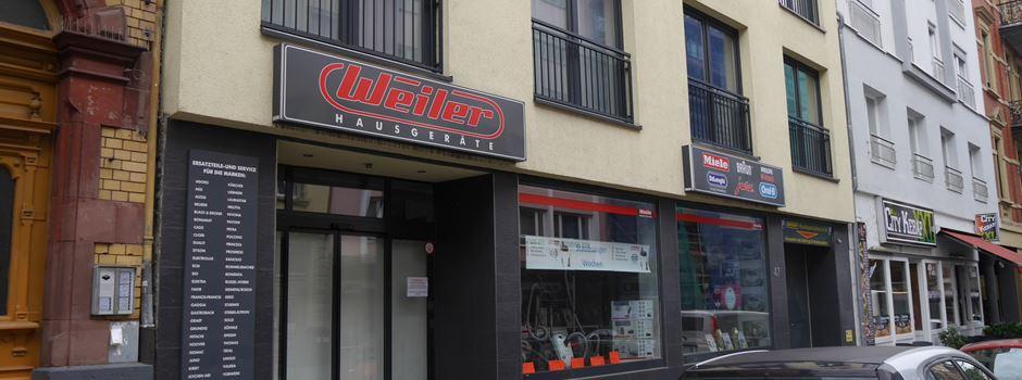 """Nach über 40 Jahren: """"Weiler Hausgeräte"""" in der Moritzstraße geschlossen"""