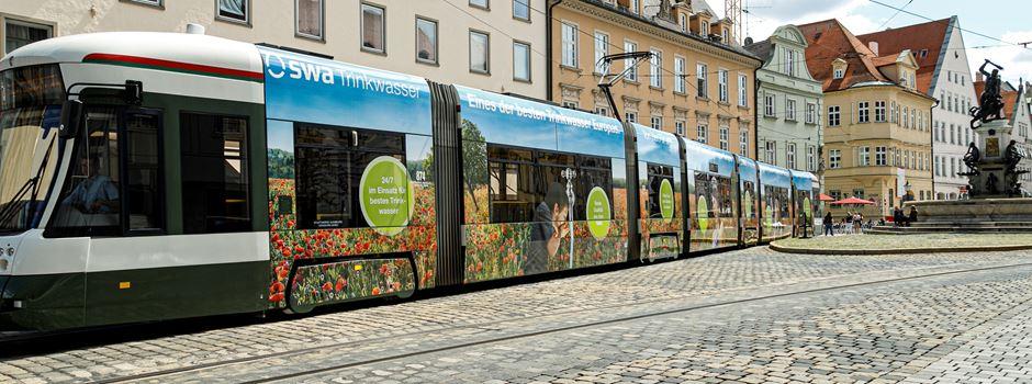 Wassertram – eine Straßenbahn passend zum Welterbe-Titel