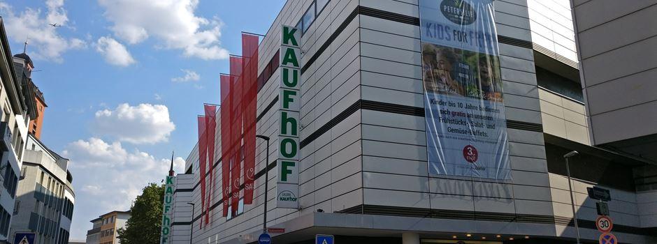 """""""Galeria Kaufhof"""" auch am Mittwoch geschlossen"""