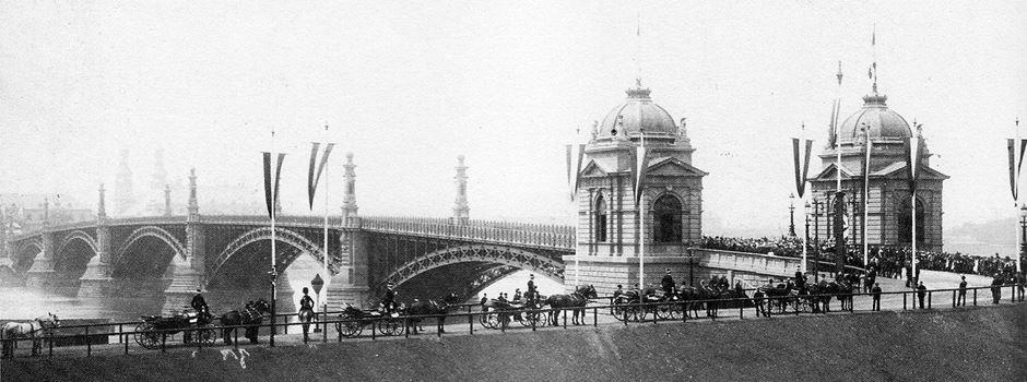 Was Ihr über die Theodor-Heuss-Brücke wissen müsst