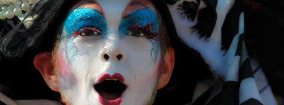 Familiengottesdienst mit Clown