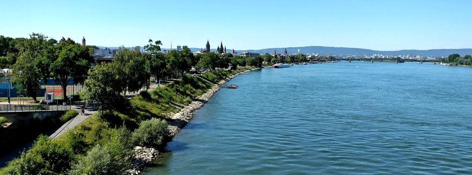 Warum das Schwimmen im Rhein verboten ist