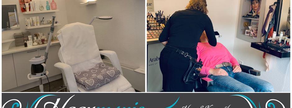 Stellenanzeige: Salon Haarmonie sucht Kosmetiker(in)