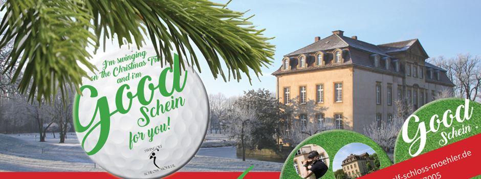 Adventskalender Tag 3 - SwinGolf Schloß Möhler