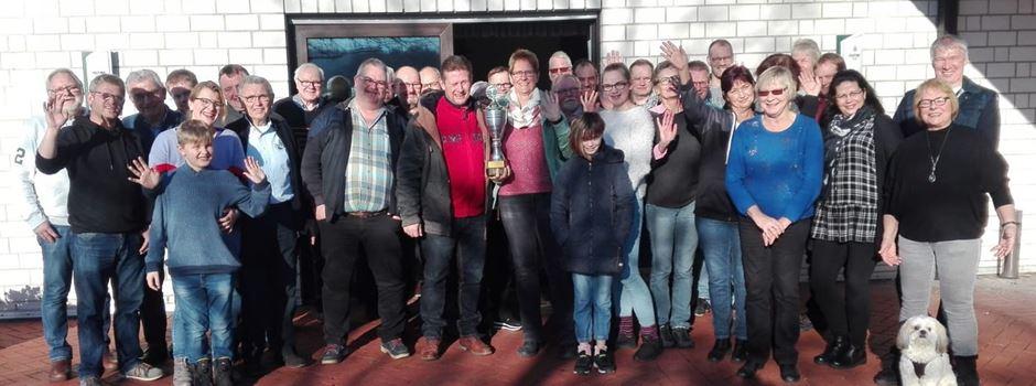 Schützenbruderschaft: Pokalschießen gegen Hankenberge