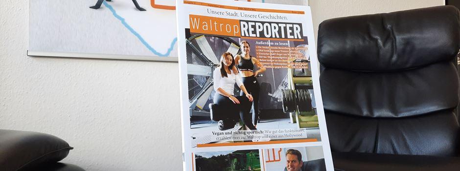 Der neue WaltropReporter - DIE ZEITUNG ist da: Die Themen im Überblick