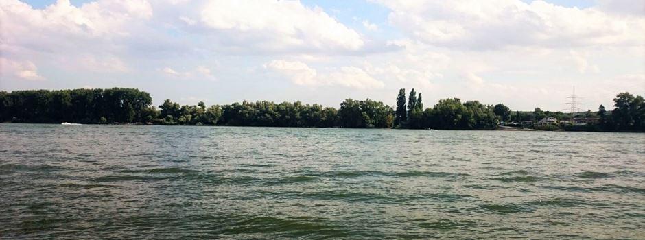 Person im Rhein löst Großeinsatz der Feuerwehr aus
