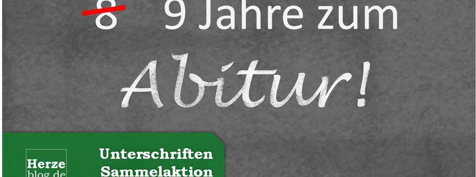 Gegen Turbo-Abi: Unterschriftenlisten auch in Herzebrock-Clarholz