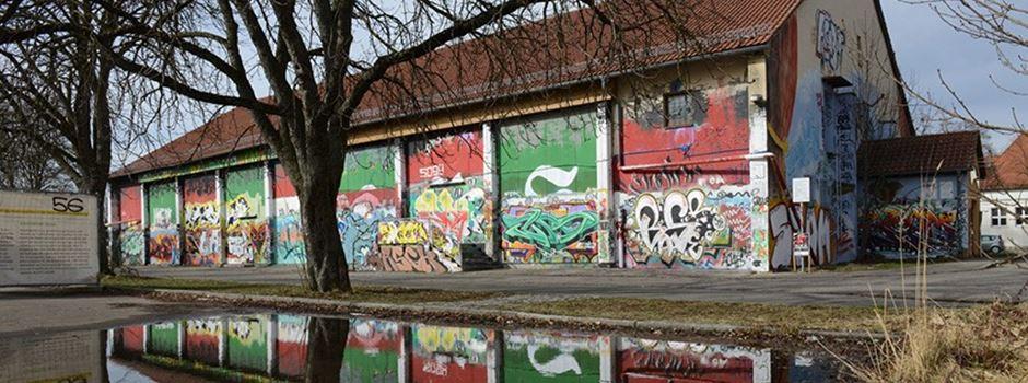 Augsburger Baustellen mal anders: Die Fotografin Sigrun Lenk im Interview