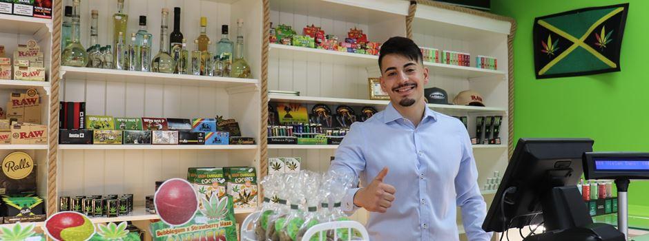 HANF – zweiter Laden eröffnet neu in Augsburg