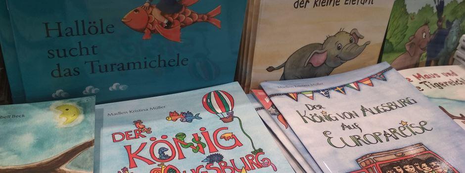 Diese Kinderbücher spielen in Augsburg