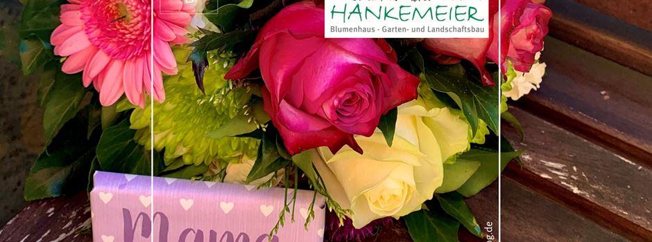 Anzeige: Blumen zum Muttertag vom Blumenhaus Hankemeier