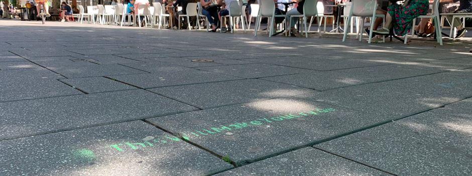 Was hinter dem grausamen Link auf Wiesbadens Straßen steckt