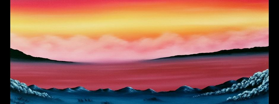 """Moderne Landschaftsmalerei"""