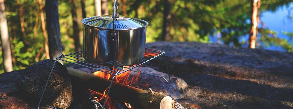 Stellenanzeige: Dringend motivierte/r Koch/Köchin für Ferienfreizeit gesucht