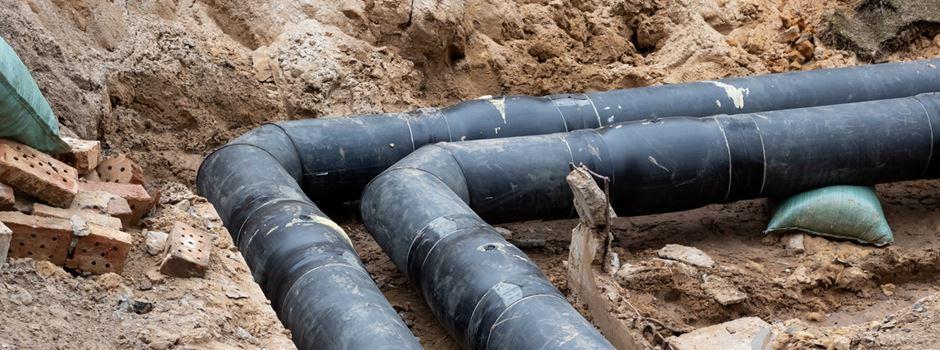 Mondorf: Erneuerung der Wasserleitung der Johannesstraße