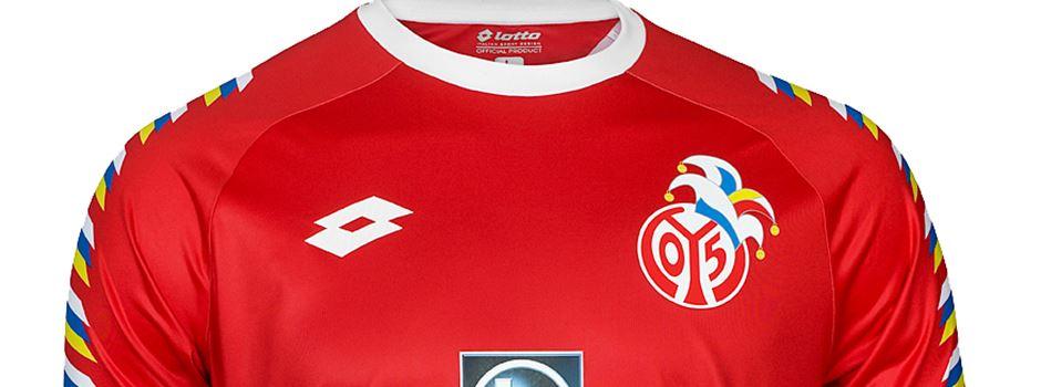 Mainz 05 ab Sommer mit neuem Trikot-Ausrüster