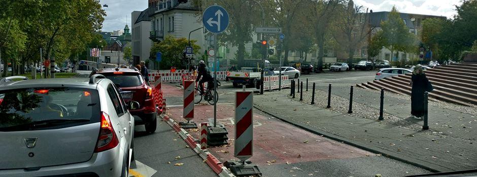 Erneut Unfall mit Radfahrer am 1. Ring