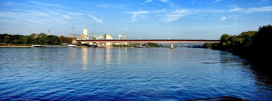 Weisenauer Brücke muss saniert werden