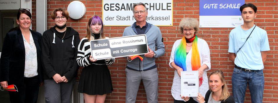 """""""Schule ohne Rassismus- Schule mit Courage"""": Projekt an Gesamtschule Niederkassel gestartet"""