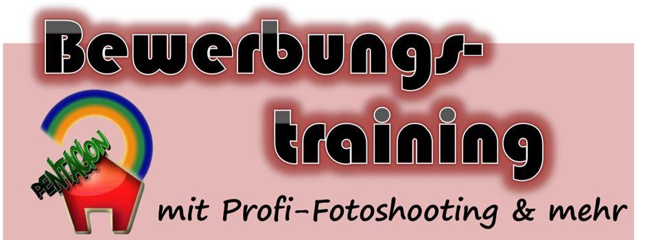 Bewerbungstraining mit Foto-Shooting