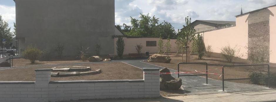 Neuer Park in Niederkassel-Ort
