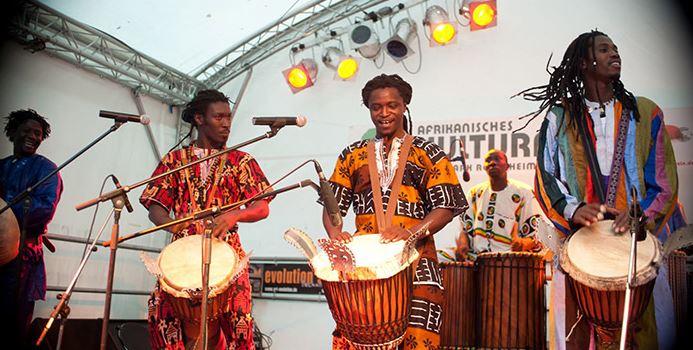 Auf diesem Fest könnt Ihr Afrikanische Kulturen erleben