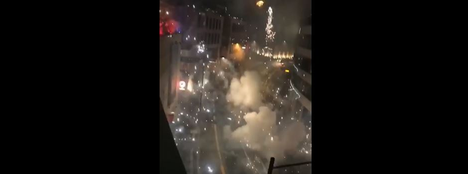 Silvester-Explosion: Frau erleidet Brandverletzung