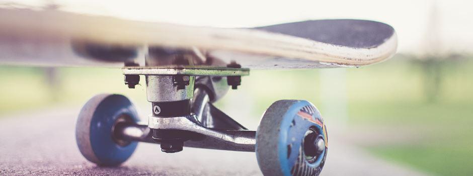 Einmal neun – aus dem Leben einer Skaterin