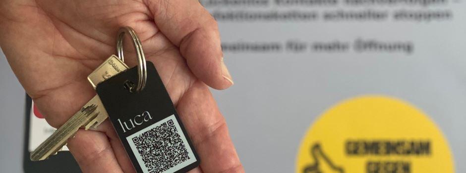 Luca-Schlüsselanhänger ab sofort im Kreis Alzey-Worms verfügbar