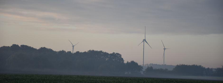 Windenergieflächen werden vorgestellt