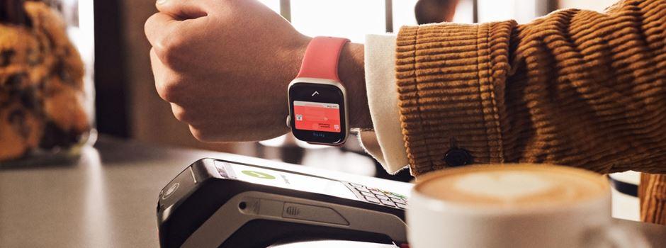 Anzeige: Apple Pay mit der girocard startet bei Kreissparkasse Wiedenbrück