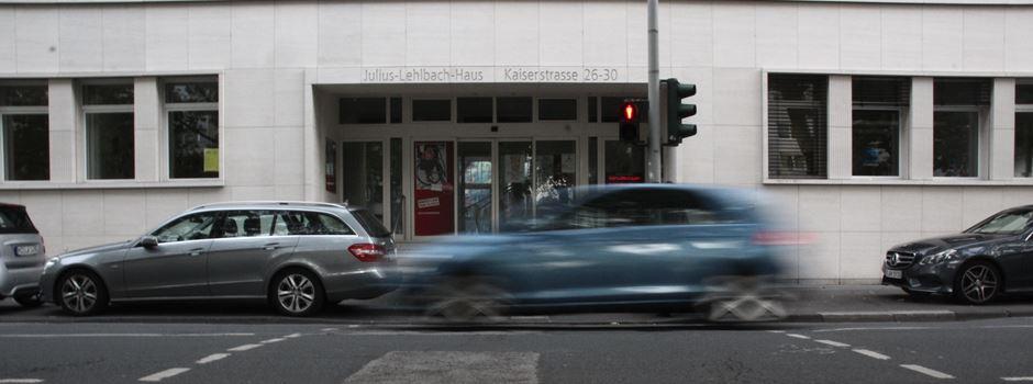 Hier passieren in Mainz die meisten Unfälle