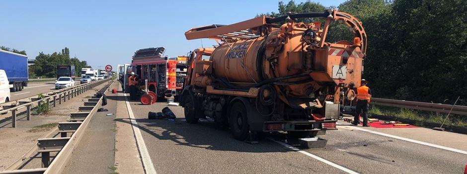 Mehrere Unfälle legen Wiesbadener Straßen im Feierabendverkehr lahm