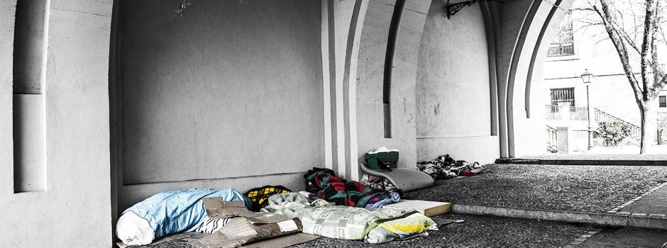 Obdachlos in Augsburg: Wie man bei dieser extremen Kälte wirklich helfen kann